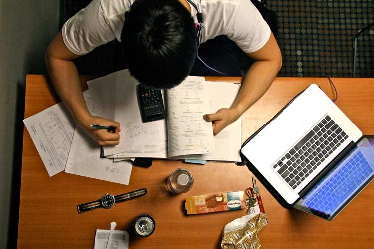 5 breves recomendaciones que te ayudarán a estudiar mejor.